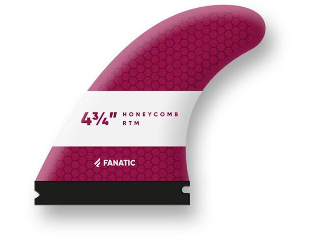 "Fanatic Side Diamond Fin 4,75"" 2-Pieces"